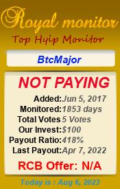 ссылка на мониторинг http://royalmonitor.com/?a=details&lid=6004