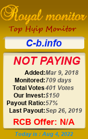 royalmonitor.com - hyip crypto bank ltd