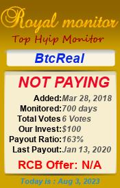 ссылка на мониторинг http://royalmonitor.com/?a=details&lid=6634