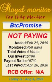 ссылка на мониторинг http://royalmonitor.com/?a=details&lid=7380