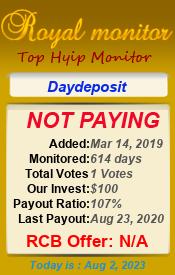 ссылка на мониторинг http://royalmonitor.com/?a=details&lid=7435