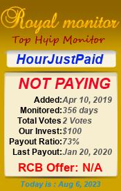 ссылка на мониторинг http://royalmonitor.com/?a=details&lid=7512